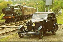 Rover 16hp Light Six