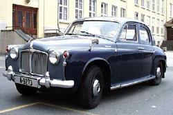 Rover P4 95