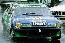 Rover SD1 Vitese 1984 BTCC